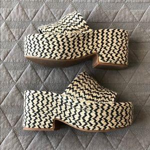 Platform Zara Shoes